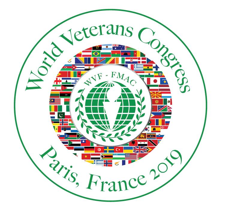 16-01-2019 | Edwin spreekt op World Veterans Congress