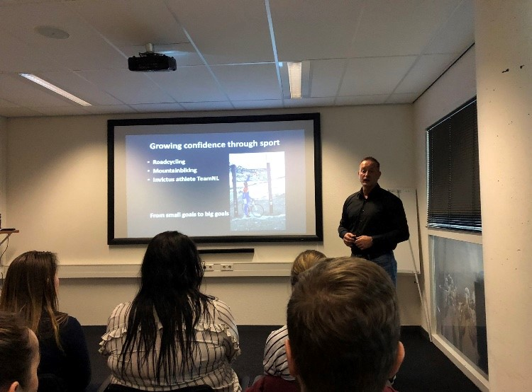 2019-03-18|Edwin geeft lezingen tijdens WK Baanwielrennen paracycling