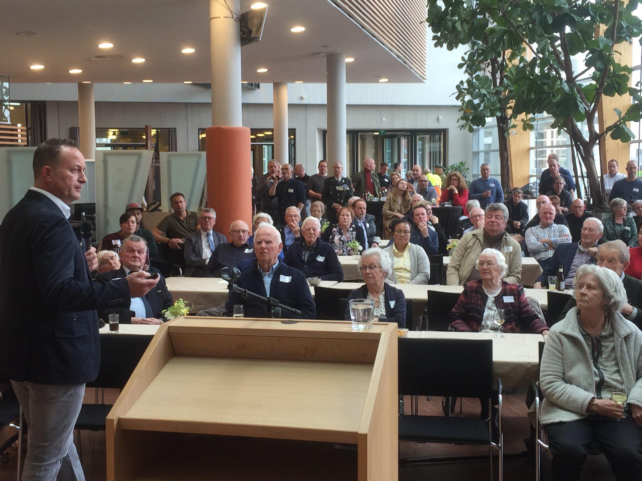 2019-04-08 | Lezing op veteranendag Hof van Twente